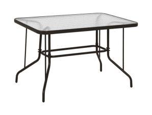 Τραπέζι Adam Brown 120X70X71Υ εκ.HM5679.02